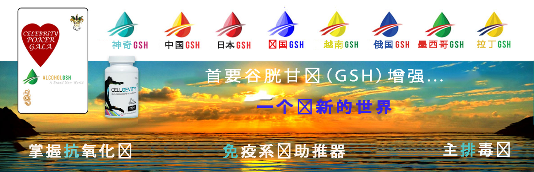 Premier Gluthione GSH Enhancement