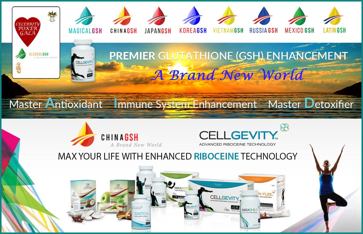 Immune System, cellgevity , Master Detoxifier,Master Antioxidant